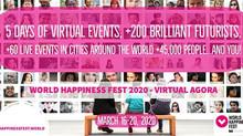 Súmate al World Happiness Fest 2020!