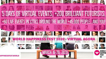 Súmate al World Happiness Fest 2020!