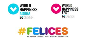 #Felices se convierte en un movimiento global!!