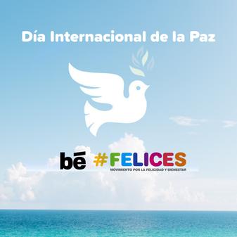 Celebramos el Día Internacional de la Paz en distintos puntos del continente!