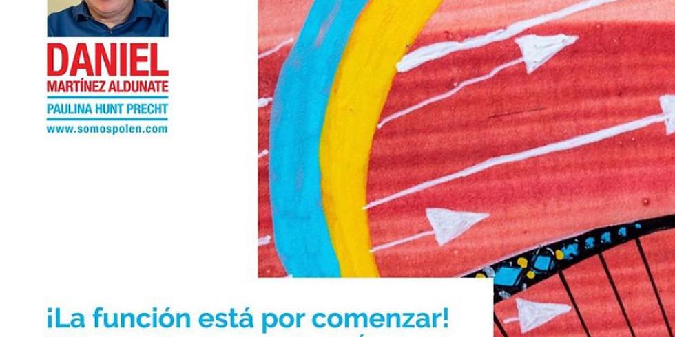 Diplomado de Arte, Desarrollo Personal y Bienestar Compartido