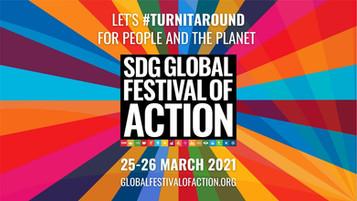 Súmate al Festival de Acción Mundial de los Objetivos de Desarrollo Sostenible!