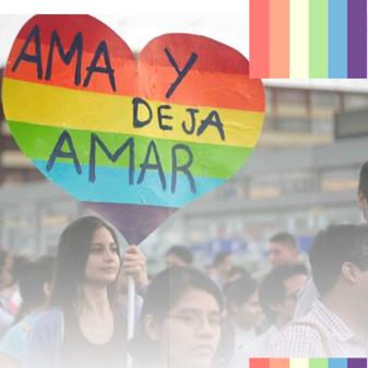 Declaración: El derecho a amar.