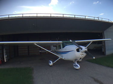 FCM hangar