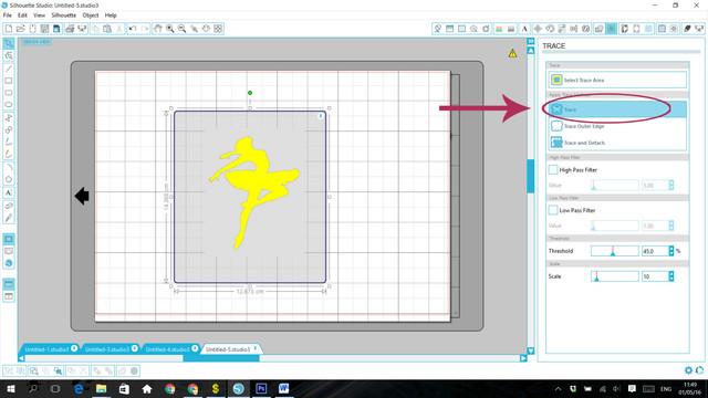 trace - איך להפוך כל תמונה לקובץ חיתוך