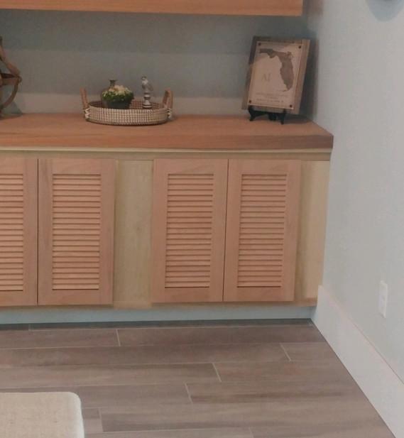 017 Pelican Reef Cabinet doors and Shelf