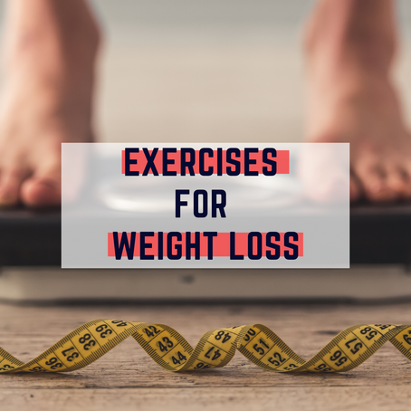The Secret to Exercising for Weight Loss