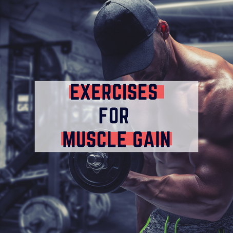 How to Exercise for Muscle Gain