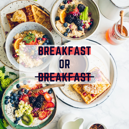 The Science of Breakfast: Is It the Most Important Meal of the Day?