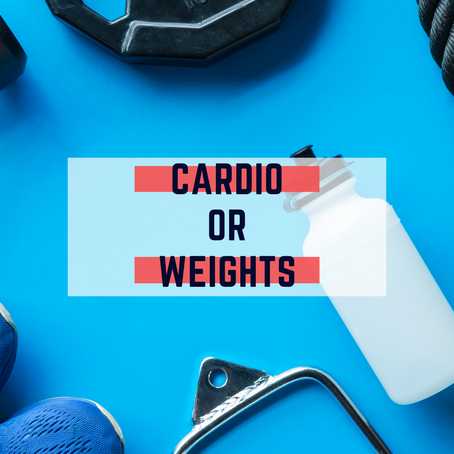 Cardio VS Weights: Which is Best for Weight Loss?
