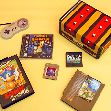 List of Best Geek and Gaming Subscription Boxes