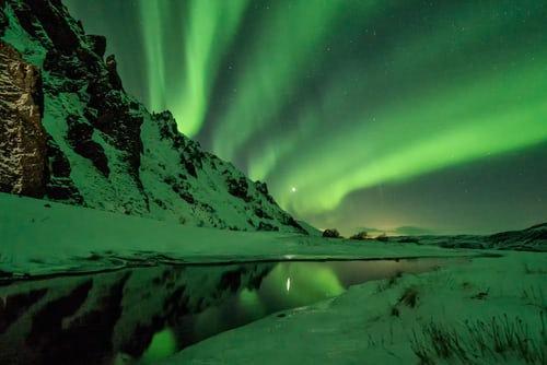 Aurora in Green