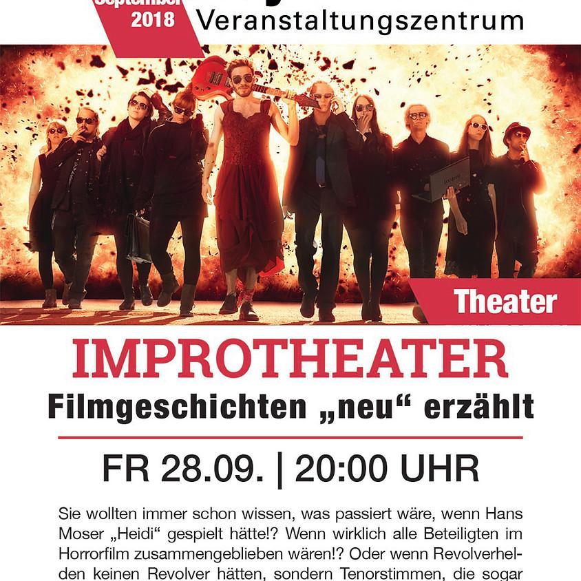 Impro-Theater mit Innpro
