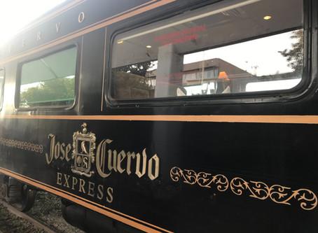 Jose Cuervo Express: A Magical Train Ride to Tequila