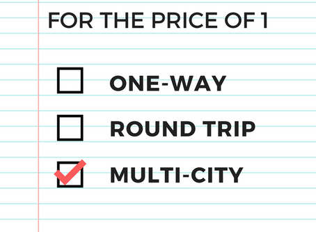 2 Countries For The Price Of 1