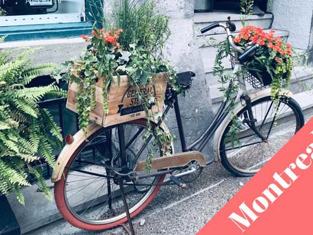 Montreal, the Impromptu Trip