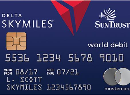 Debit Travel Rewards Card