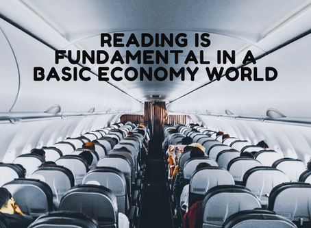 Reading is Fundamental in a Basic Economy World