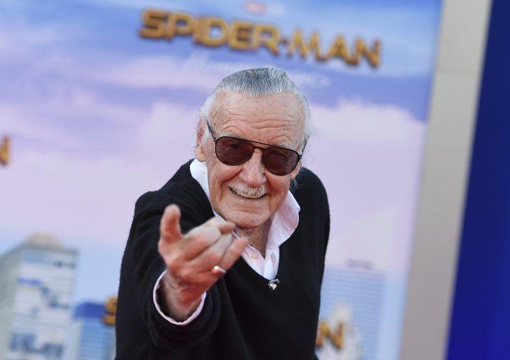 Karyanya baru diakui ketika berusia 36 tahun, namun Stan Lee terus berkarya berusia lebih dari 91 tahun