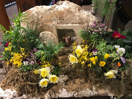 Easter Sunday: Changed, Made New, Made Different