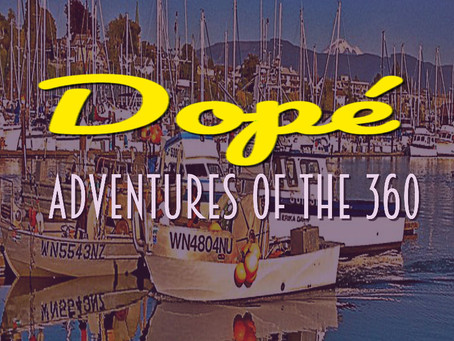 DOPE RELEASES DOPE ADVENTURES OF THE 360