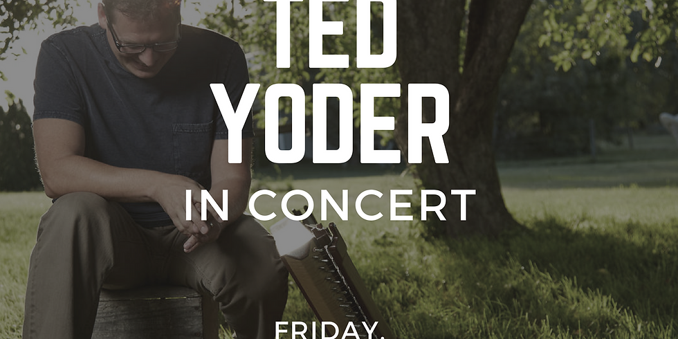 Ted Yoder in concert at The River