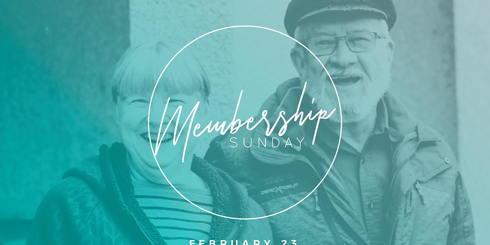 February Membership Class