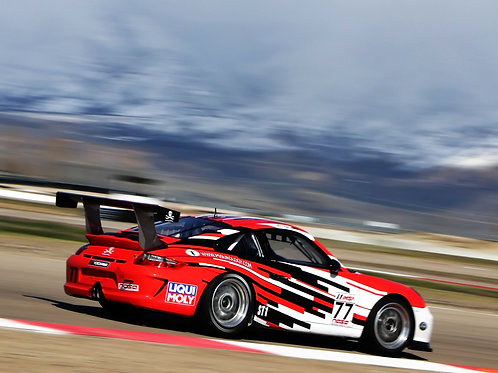 2008 997 GT3 Cup GRAND AM!