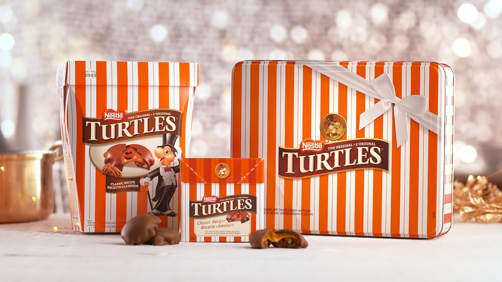 Nestle Turtles Commercial colour-graded