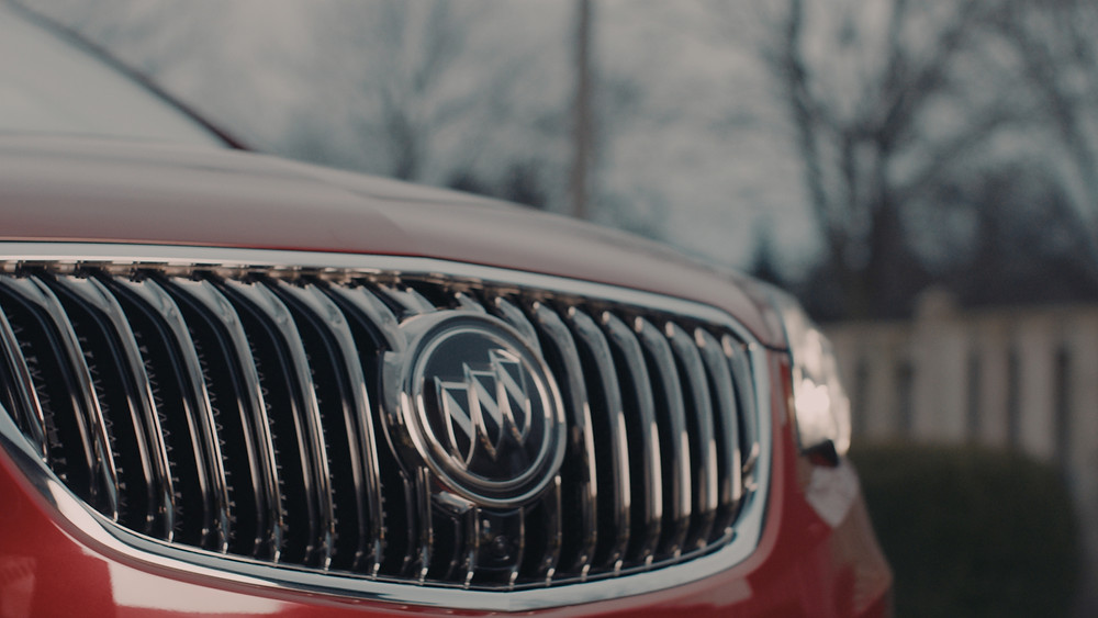 Buick Commercial colour-graded