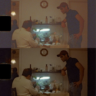 Working with Super 8mm Film in Post-Production