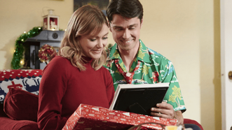 Movies for the Holidays - Mistletoe Magic and Grounded for Christmas