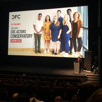 Program Sponsor for Canadian Film Centre (CFC)