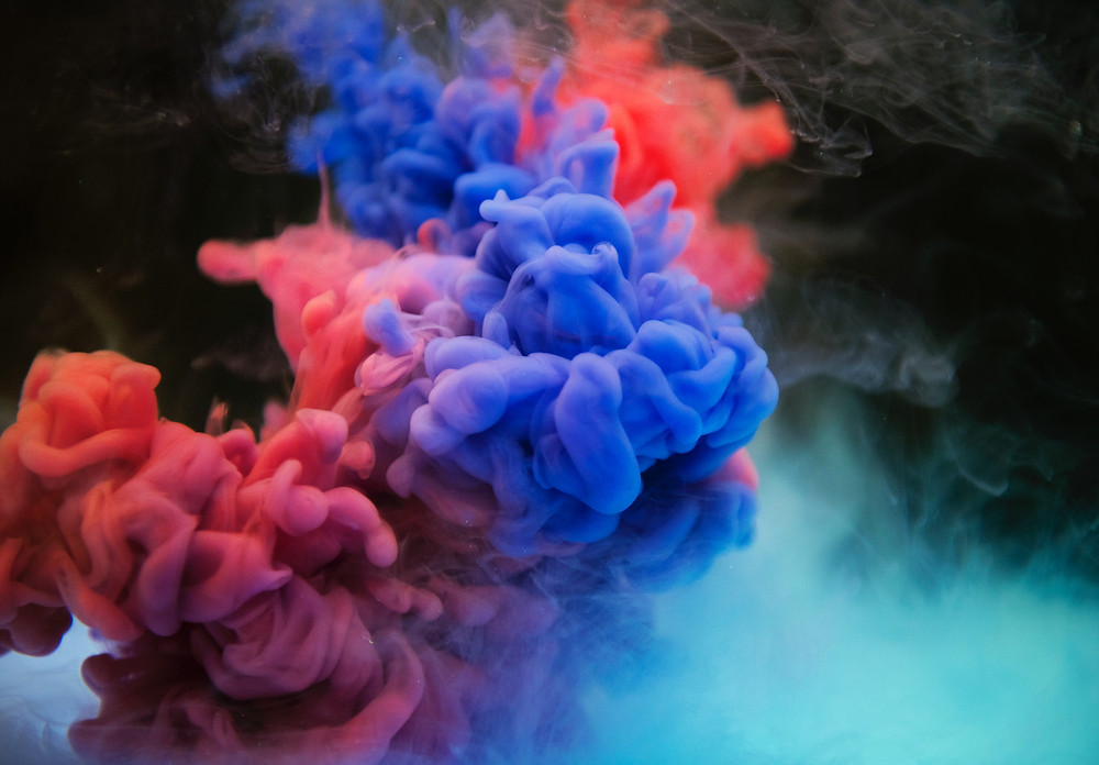 colour meditation