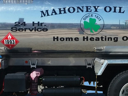 Mahoney Oil - Here for you.