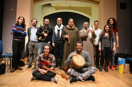 MED Combo Valletta: a concert of ethnic music
