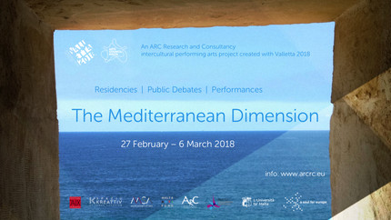 Programme of Events released for Rhythms of the City: The Mediterranean Dimension (2018)