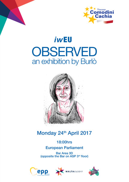 iwEU | OBSERVED: an exhibition by Burlò