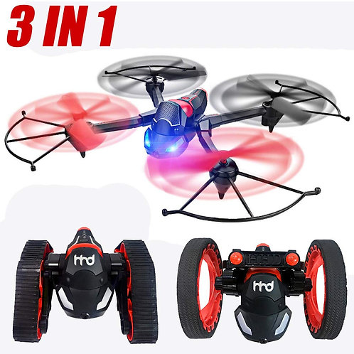3 IN 1 RC Flying Helicopter Drone