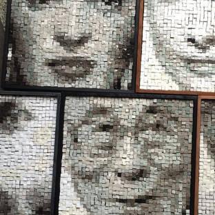 In unserer 8. Ausbildungseinheit erstellen wir ein 'Digitales Mosaik'