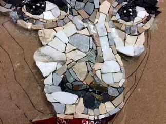 'Faszination Mosaik Portrait' - Die Kunst des Augenblicks...