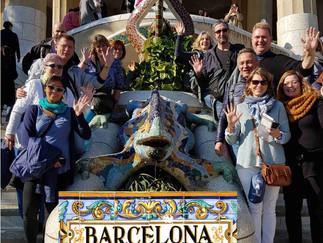 Unsere Studienreise führt in diesem Jahr nach Barcelona