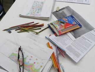 """""""Mosaikkunst als berufliche Chance"""" - Künstlerische Tätigkeit im täglichen Leben"""