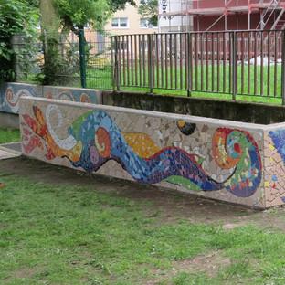 Wandgestaltung in Dortmund-Westerfilde