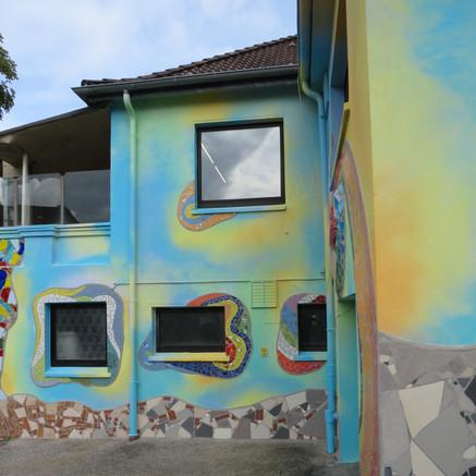 Metamorphose Mosaikbauschule