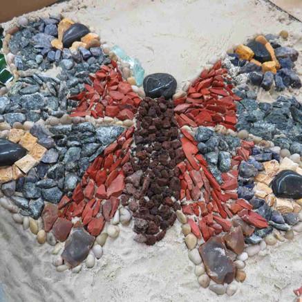 Zauber des Natursteinmosaiks – Das faszinierende Spiel mit den Steinen