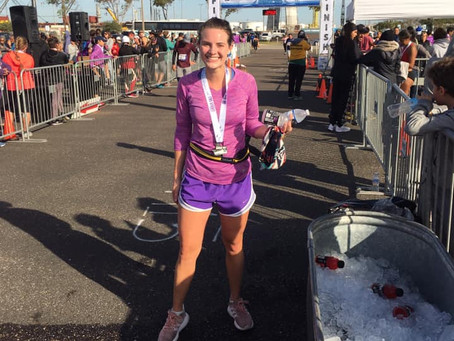 What I Learned From Running A ½ Marathon: