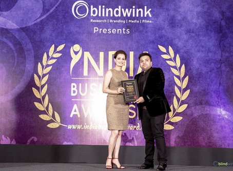 "GTIBS achieved ""Best promising INVESTMENT ADVISORY SERVICES"" Awarded by ""Dia Mirza&qu"