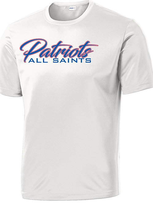 Patriot Simple Script - Youth Perf SS