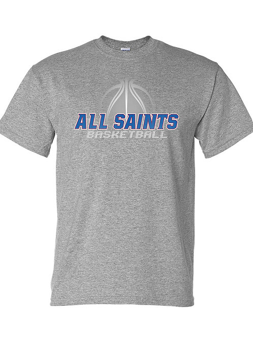 ASP Texture Basketball - Basic Adult T-Shirt